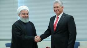 Cuba: Bloqueo de EEUU, una oportunidad para reforzar lazos con Irán
