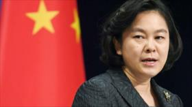 China critica a EEUU por injerencias y acoso contra Venezuela