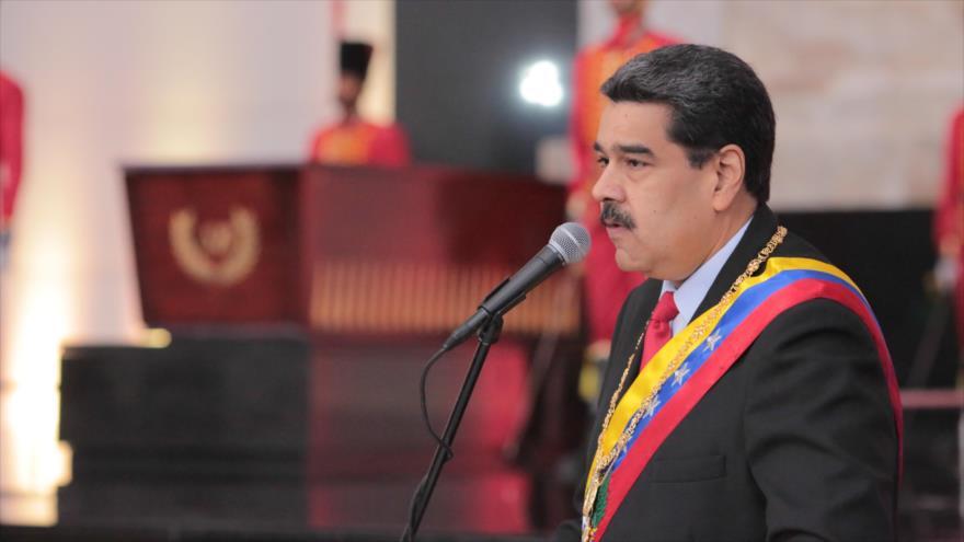 Maduro congela diálogo con oposición en respuesta a bloqueo de EEUU | HISPANTV