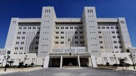 """Damasco rechaza acuerdo EEUU-Turquía sobre """"zona segura"""" en Siria"""