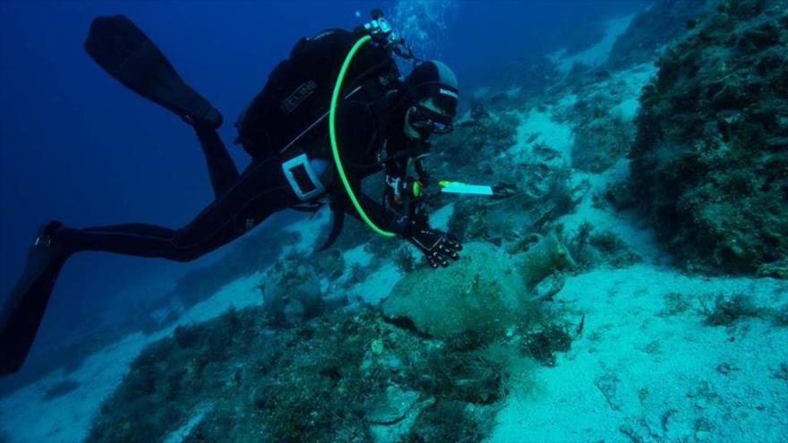 Un equipo arqueológico halla los restos de un gigante barco de hace más de 2000 años.