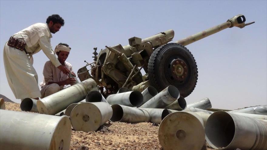 Yemen derriba a avión de espía saudí y mata a sus mercenarios | HISPANTV
