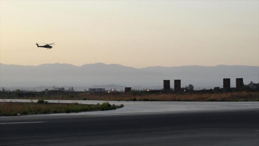 Base rusa de Hmeimim en Siria sigue bajo ataques terroristas | HISPANTV