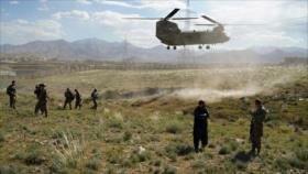 Talibán duda voluntad de EEUU de sellar paz por su agresión militar