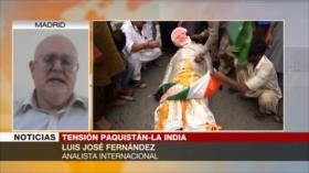 Fernández: India busca socavar derechos de musulmanes en Cachemira