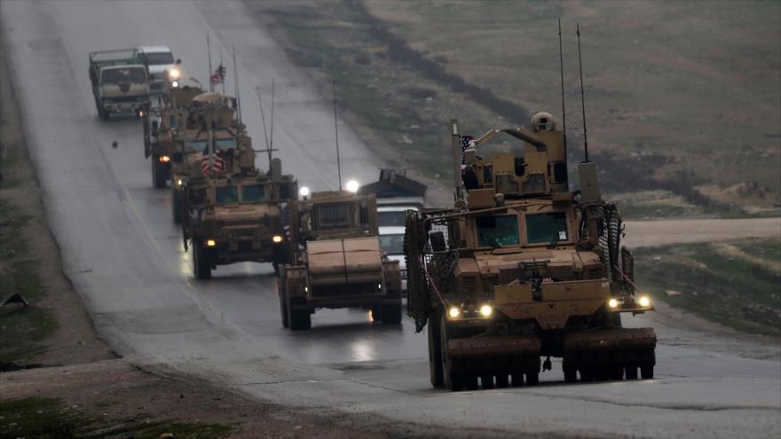 'EEUU alega retorno de Daesh para acreditar su presencia en Siria' | HISPANTV