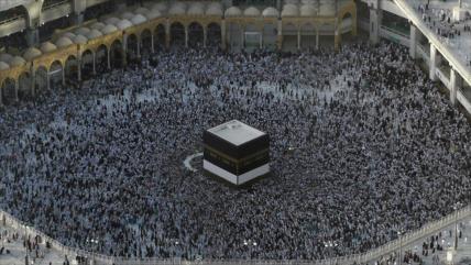 Comienza la peregrinación anual de los musulmanes en La Meca