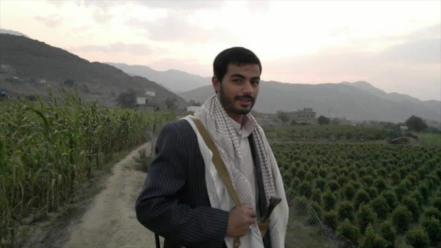 Ibrahim Badredin al-Houthi, el hermano asesinado del líder del movimiento popular yemení Ansarolá.