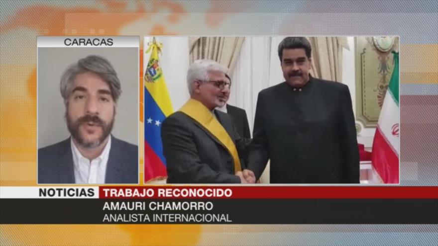 'Integración Venezuela-Irán es ejemplo de no sumisión a EEUU' | HISPANTV
