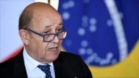 Francia a Trump: No necesitamos permiso para dialogar con Irán