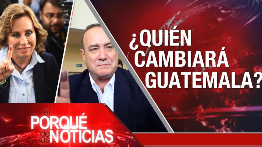 El Porqué de las Noticias: Irán y Golfo Pérsico. Brexit. Elecciones en Guatemala