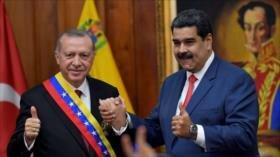 Turquía desaprueba sanciones de EEUU contra la nación venezolana