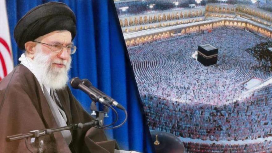 Mensaje del Líder de Irán al gran congreso anual del Hach