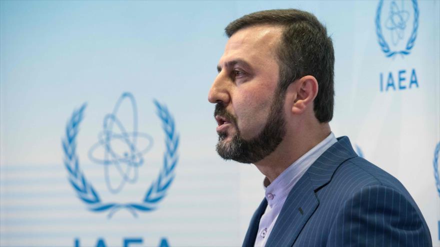 Irán llama a consenso internacional contra sanción de EEUU a Zarif   HISPANTV