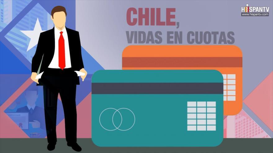 Chile, vidas en cuotas