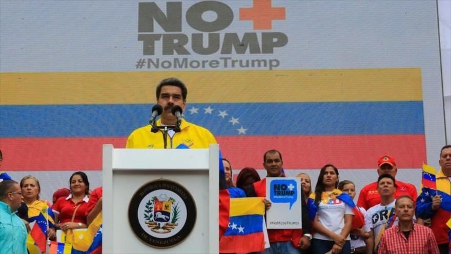 Nicolás Maduro: Guaidó es esclavo del imperio estadounidense | HISPANTV