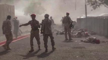 Arabia Saudí ataca posiciones de fuerzas proemiratíes en Yemen