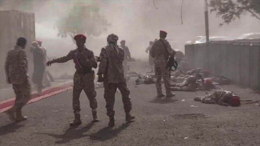 Arabia Saudí ataca posiciones de fuerzas proemiratíes en Yemen | HISPANTV