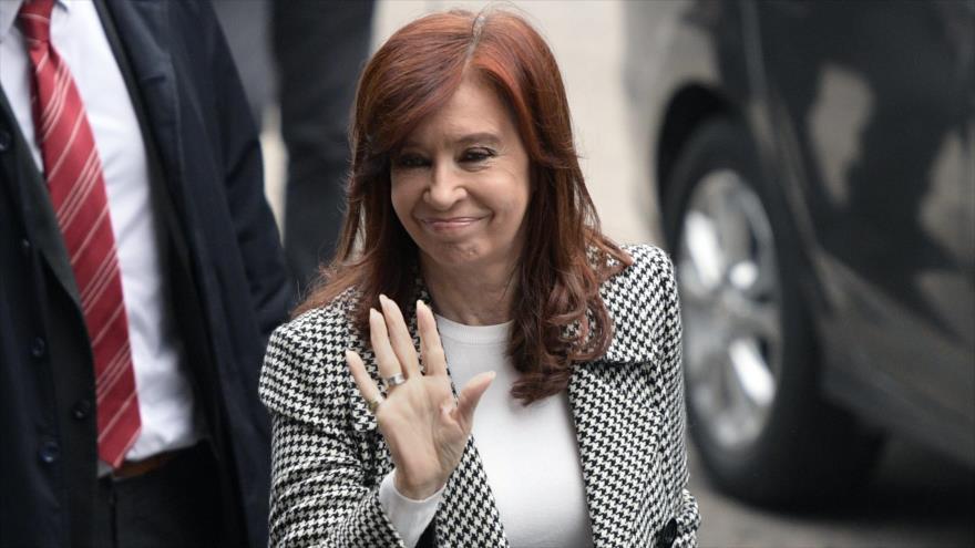 Cristina Fernández urge a vigilar votos de elecciones primarias   HISPANTV