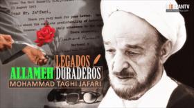 Legados Duraderos: Allameh Mohammad Taghi Jafari