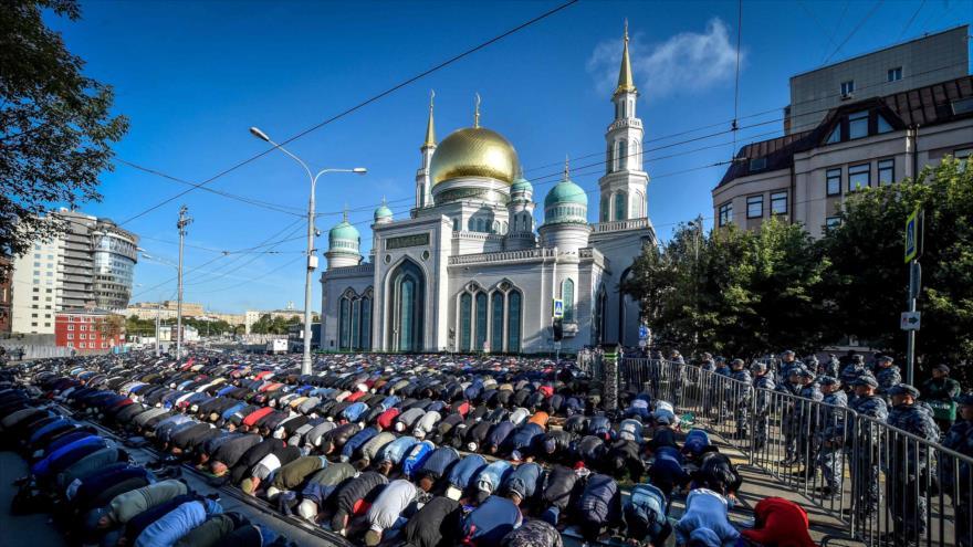 Moscú (capital de Rusia). Fuente: AFP