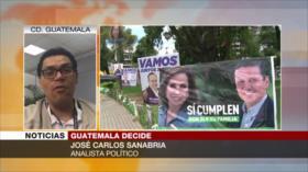 Sanabria: Futuro complicado espera a nuevo gobierno de Guatemala