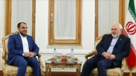 Irán urge inmediato fin de agresión y bloqueo saudí contra Yemen