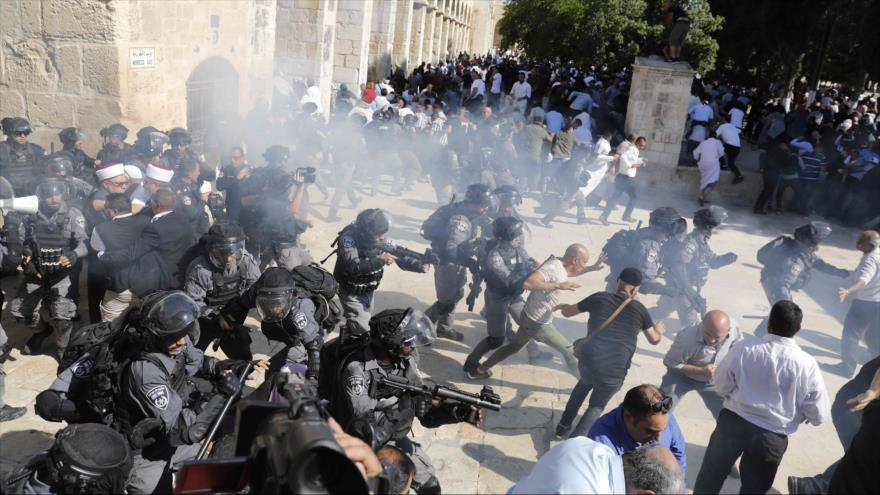 Palestina pide al mundo proteger Al-Quds ante complots de Israel