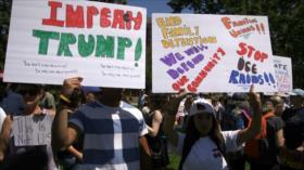 Racismo antinmigrante en EEUU se asemeja al nazismo alemán