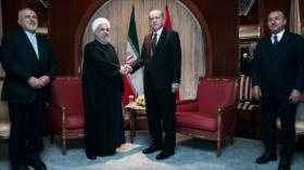 Turquía dice que está lista para fortalecer aún más lazos con Irán