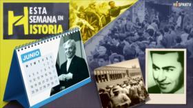 Esta Semana en la Historia: Berlín se divide en dos, Día de Mártires estudiantiles en Uruguay, Se inaugura el Canal de Panamá, Restauración dominicana