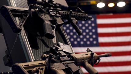 Armas de EEUU matan a decenas de miles de mexicanos al año
