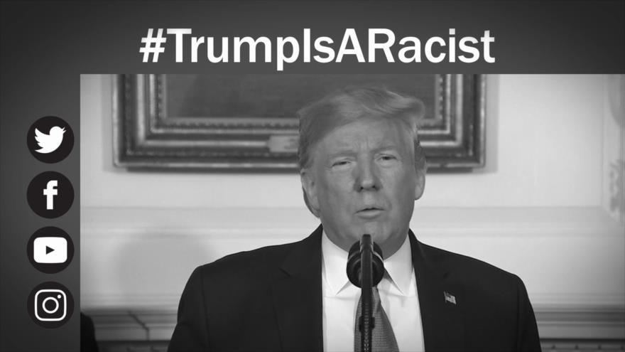 Etiquetaje: Trump y su racismo mortal