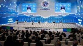 Estados litorales del mar Caspio acuerdan cooperación económica