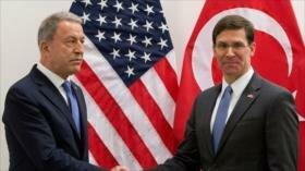 Turquía tiene planes B o C para Siria si no funciona pacto con EEUU