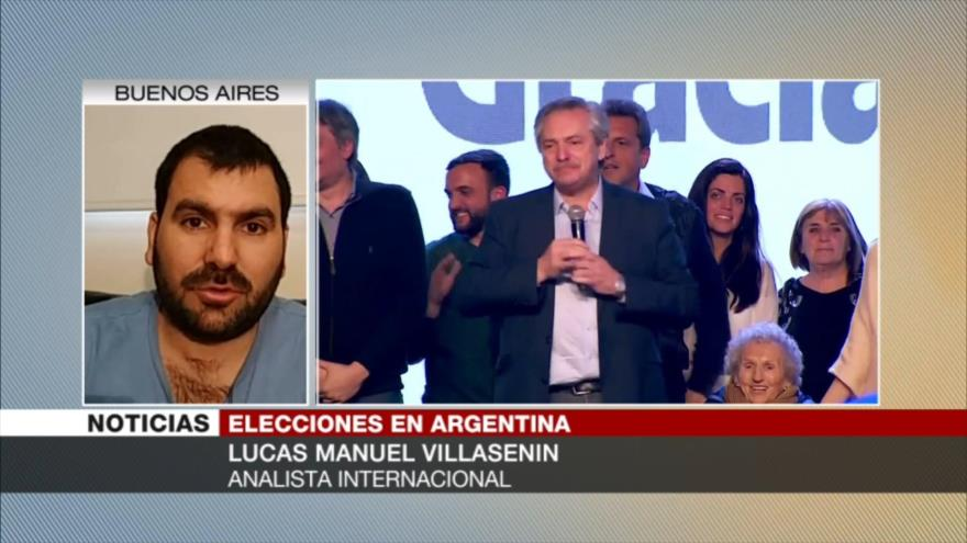 Villasenin: Es imposible que Macri gane elecciones de octubre | HISPANTV