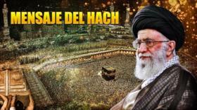 Detrás de la Razón: La peregrinación contra los asesinos, alerta Líder de Irán