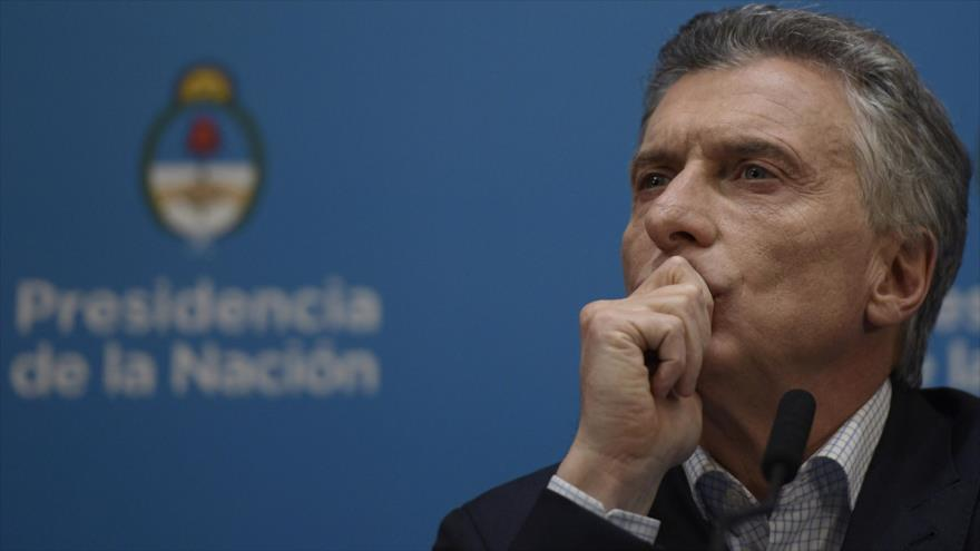 Macri y una derrota impactante y abrumadora en Argentina