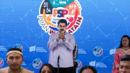 Maduro a ONU: exija el cese del bloqueo de EEUU contra Venezuela