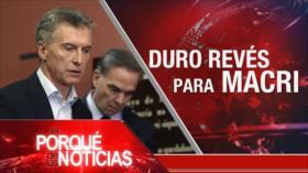 El Porqué de las Noticias: Postura de Irán. Primarias en Argentina. Nuevo presidente guatemalteco