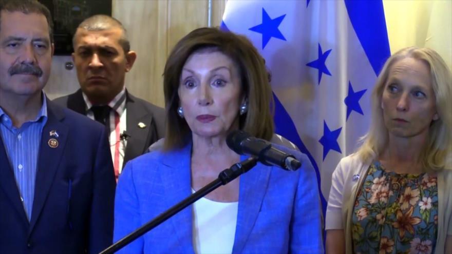 Congresistas de EEUU se niegan a reunirse con Orlando Hernández