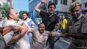 """HRW denuncia """"tratamiento agresivo"""" de La India en Cachemira"""
