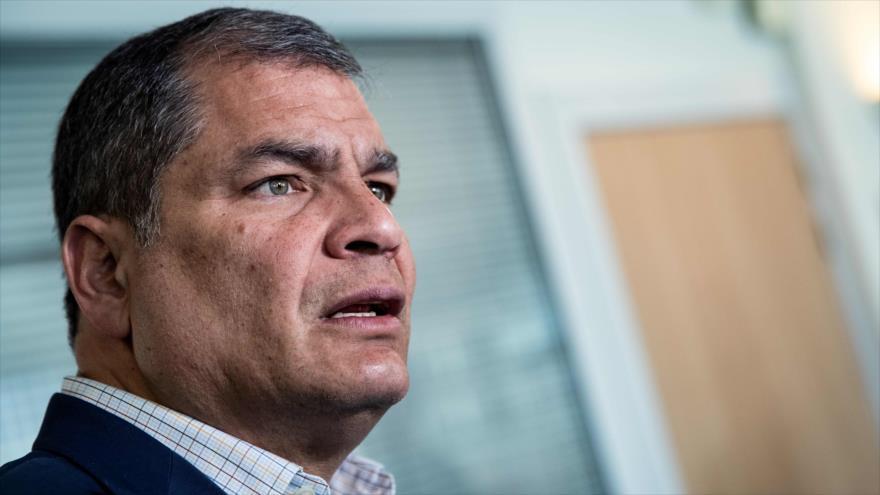 Correa desea que ocurra en Ecuador lo mismo que en Argentina