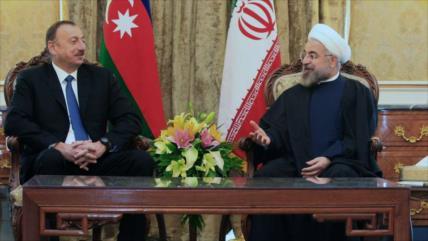 Irán y Azerbaiyán abogan por cimentar lazos bilaterales