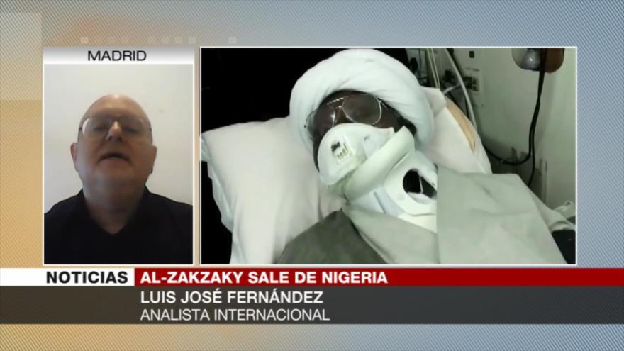 'Nigeria temía inestabilidad por muerte de Al-Zakzaky en cárcel'