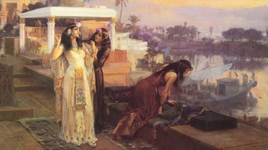 Expertos logran recrear perfume de Cleopatra.