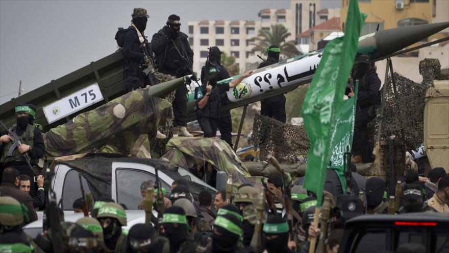 HAMAS: Lluvia de misiles caerá sobre Israel si lanza otra agresión | HISPANTV