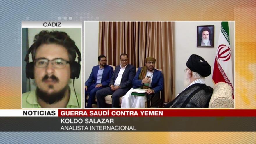 Salazar: Es vital apoyo mundial a Ansarolá, defensor de su pueblo