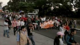 Logran liberación de presos políticos en Honduras