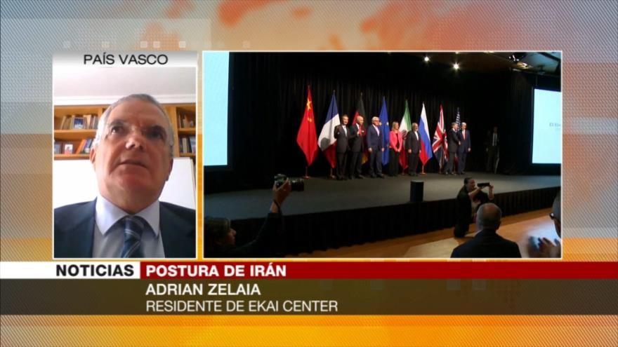 Zelaia: EEUU no busca paz sino cambiar equilibrio de Golfo Pérsico